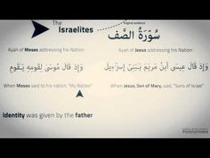 Nobility of Jesus--Quran Gems & Miracles | Kinetic typography
