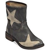 Lucky Brand Women's Boots, Nitroh Star Booties