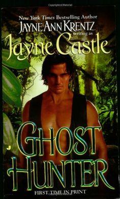 The Harmony books by Jayne Castle aka Jayne Ann Krentz are fantastic.