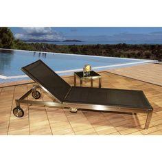 """Rollliege """"Madeira"""" - Ihr Online Shop für exklusive Gartenmöbel - #Garten #Moebel"""