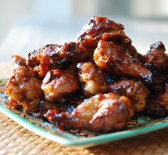 Andrew Zimmer's One-Pot Sticky Chicken Wings