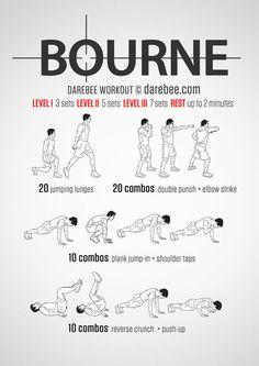 Bourne  Workout