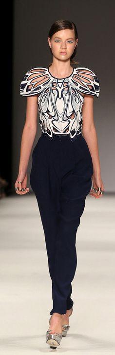 Alice McCall - Fall 2013 - Sydney Fashion Week