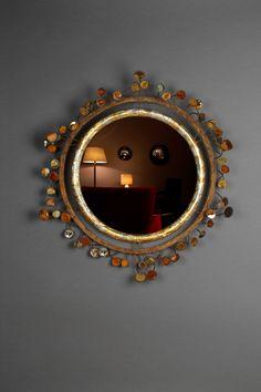"""Miroir """"Sequin"""" 1961 """"Sequin"""" Mirror 1961"""