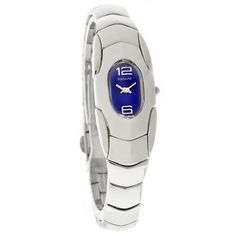 PULSAR LADIES BLUE DIAL BRACELET DRESS QUARTZ WATCH  - Brushed Polished Stainless Steel Case and Bracelet - Blue Dial - Silver Tone Hour and Minute Hands - Silver Tone Numeral Hour Marker - Water Resistant - Quartz Movement - Model PEG423 - Case Width 19mm - Case Thickness 7mm - Bracelet Width 11mm Stainless Steel Bracelet, Stainless Steel Case, Women's Dress Watches, Quartz Watch, Jewlery, Fine Jewelry, Lady, Marker, Bracelets