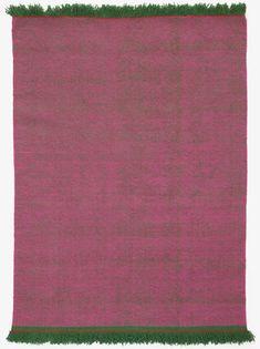 Danskina rug collection at Milan 2014, Hella Jongerius
