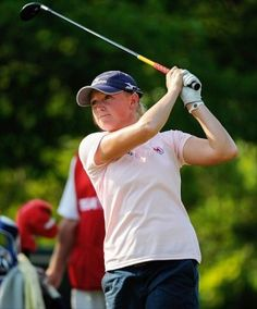 Stacy Lewis Trails Rookies At The Shop Rite