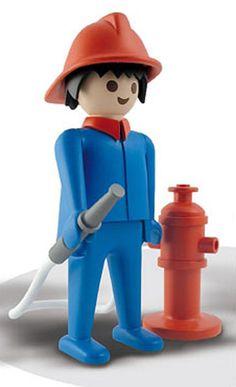 Playmobil: Click Bombero Gigante, . Comprar música en Fnac.es