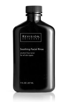Refinery29 recommends Revision Soothing Facial Rinse to treat seasonal skin concerns. http://www.refinery29.com/cold-weather-skin-care/slideshow#