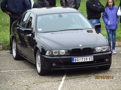 BMW e39 Clean stance 06.04.2014.