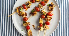 The Ultimate Grilling Guide for Apartment Dwellers Barbecue Side Dishes, Barbecue Sides, Halloumi, Kebab, Deviled Eggs Recipe, Best Bbq, Tasting Table, Summer Bbq, Egg Recipes