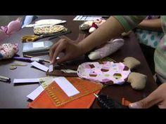 Mulher.com 08/10/2013 Maria Ceccilia - Boneca porta bala Parte 2/2