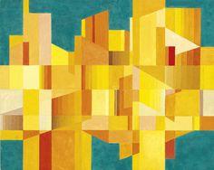 Robert S Gessner (1908-1982) La Ciudadela XVI, Ibiza (33 x 41 cm)
