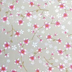 Pip Studio Behang Cherry Blossoms Khaki behangnr 313022