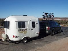 1982 Burro, similar to a Scamp, Casita and Boler for sale. Designed as a funky home away from home, we've enjoyed every minute camping. Casita Camper, Scamp Camper, Camper Caravan, Small Travel Trailers, Tiny Trailers, Camper Trailers, Happy Camper Trailer, Scamp Trailer, Happy Campers