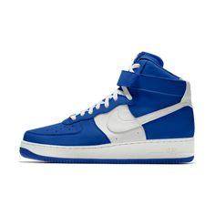 best website 8cbf0 3301a Nike Air Force 1 High iD Mens Shoe