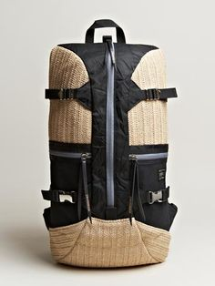 Just how gorgeous is this backpack? Finally a cool, stylish and functional backpack. LOVE IT