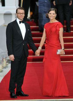 Prince Daniel and Crown Princess Victoria Swweden