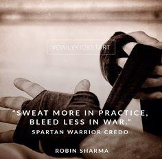 Spartan warrior quote