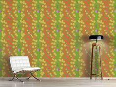 Design #Tapete Bellies Paradies Oriental, Curtains, Shower, Prints, Design, Home Decor, Self Adhesive Wallpaper, Paradise