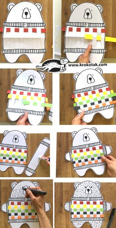 35 ideas craft school grades for activities more than 2000 coloring pages – ArtofitCraft for kids christmas holidays 32 ideasArts And Crafts Stores NycCoupon Michaels Arts And Crafts Code: 8533774951 Winter Crafts For Kids, Diy For Kids, Christmas Paper, Kids Christmas, Christmas Lights, Projects For Kids, Art Projects, Bear Crafts, Snowman Crafts