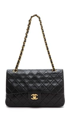 What Goes Around Comes Around Chanel 2.55 Shoulder Bag