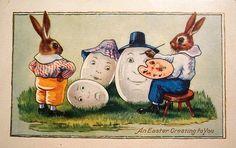 Easter Eggs <3