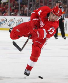 Three Red Wings in Sports Illustrated/NHL Players Poll:  Pavel Datsyuk (#1), Nicklas Lidstrom (#4) and Henrik Zetterberg (#10)