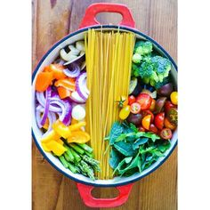 One pot pasta legumes