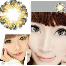 Женщины цветные контактные линзы для глаз(China (Mainland))