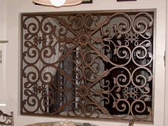 Iron Room Dividers | Tableaux Room Divider