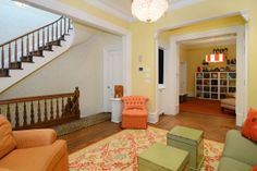 Children's suite with sitting room, playroom & bedroom #Hoboken