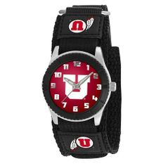 Game Time Mid-Size COL-ROB-UTA Rookie Utah Rookie Black Series Watch Game Time. $24.95. Japanese-Quartz analog movement. Water-resistant to 99 feet (30 M). Durable, adjustable nylon strap with velcro. Metal case with stainless steel caseback and crown with limited lifetime warranty. Metal dial with easy-to-read numerals