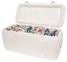 Igloo Polar Cooler (120-Quart, White) *** FIND OUT @ http://www.buyoutdoorgadgets.com/igloo-polar-cooler-120-quart-white/?b=0899