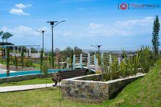 Desde el Parque Líbano en #Toluca te deseamos un #FelizFinDeSemana ! #Fotografía #paisaje www.vizualmexico.com.mx