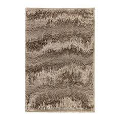 TOFTBO Badeværelsestæppe IKEA Ekstra blødt og fugtabsorberende og tørrer hurtigt, da det er fremstillet af mikrofiber.