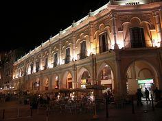 Plaza 9 de Julio, Salta, Argentina,  hermosa provincia