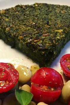SANSkeuken—KUKU SABZI, de Perzische omelet veganised