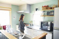 広島県東広島市E様邸:キッチン