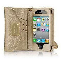 Michael Kors iPhone Wristlet, $80