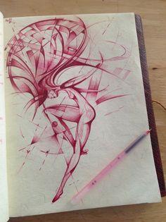 Sketch Concept- Gage, 2014