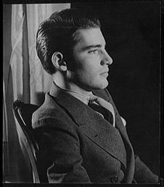 William Hopper by Carl Van Vechten.