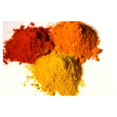 The Surprisingly Spicy Origin of Paprika ❤ liked on Polyvore