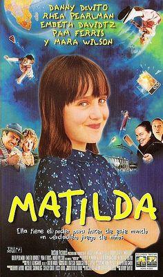 Matilda / una película de Danny Devito: https://kmelot.biblioteca.udc.es/record=b1476191~S1*gag