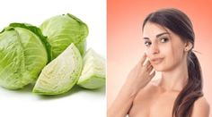 Natural Skin Remedies Amazing Natural Anti-aging Remedy With Cabbage Which You Can Easily Do at Home - cabbage is the amazing natural alternative to fight the signs of ageing. Try these remedies and get rid of the signs of ageing. Hair Remedies For Growth, Skin Care Remedies, Hair Growth, Pimples Remedies, Natural Remedies, Beauty Tips For Skin, Beauty Skin, Beauty Hacks, Beauty Care