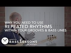 Why You Need to Use Repeated Rhythms Within Your Grooves & Bass Lines - Online Bass Lessons