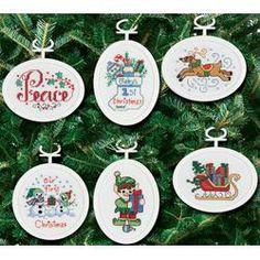 cross stitch ornament frames