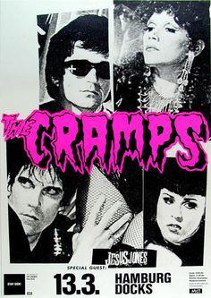 The Cramps - Hamburg Docks 13.3
