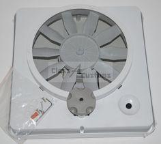 88 25 Multi Speed Hengs 90046 Cr Vortex Ii Fan