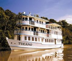 Tucano - Brazil's Amazon